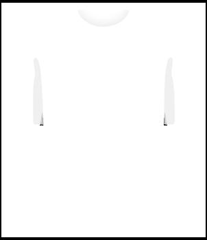 Biała koszulka reprezentacji Anglii z 1973 roku