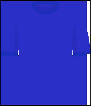 Niebieska koszulka reprezentacji Włoch z 1974 roku