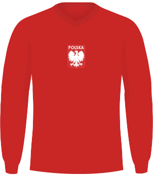 Polska, koszulki 1976 eliminacje