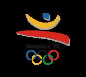 Logotyp igrzysk olimpijskich 1992.