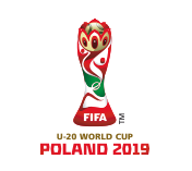 Logotyp młodzieżowych mistrzostw świata do lat 20.
