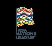 Logotyp Ligi Narodów UEFA.