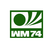 Logotyp mistrzostw świata 1974.