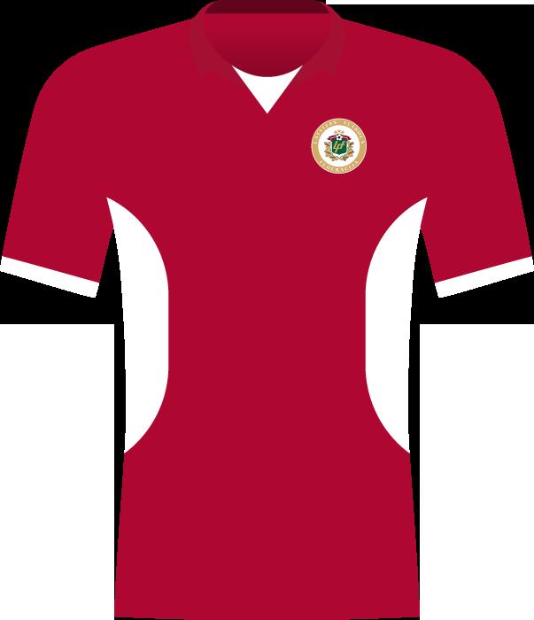 Koszulka Łotwy (2003, el. ME 2004)