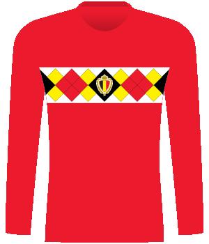 Koszulka Belgii 1984-85
