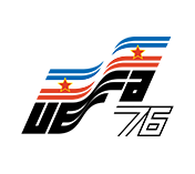 Logotyp Euro 1976