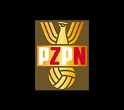 LOGOTYP PZPN Z LAT 60-70.