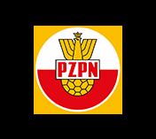 Logotyp PZPN z lat 90-2002.
