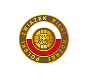LOGOTYP PZPN Z LAT 1945 - 1950.
