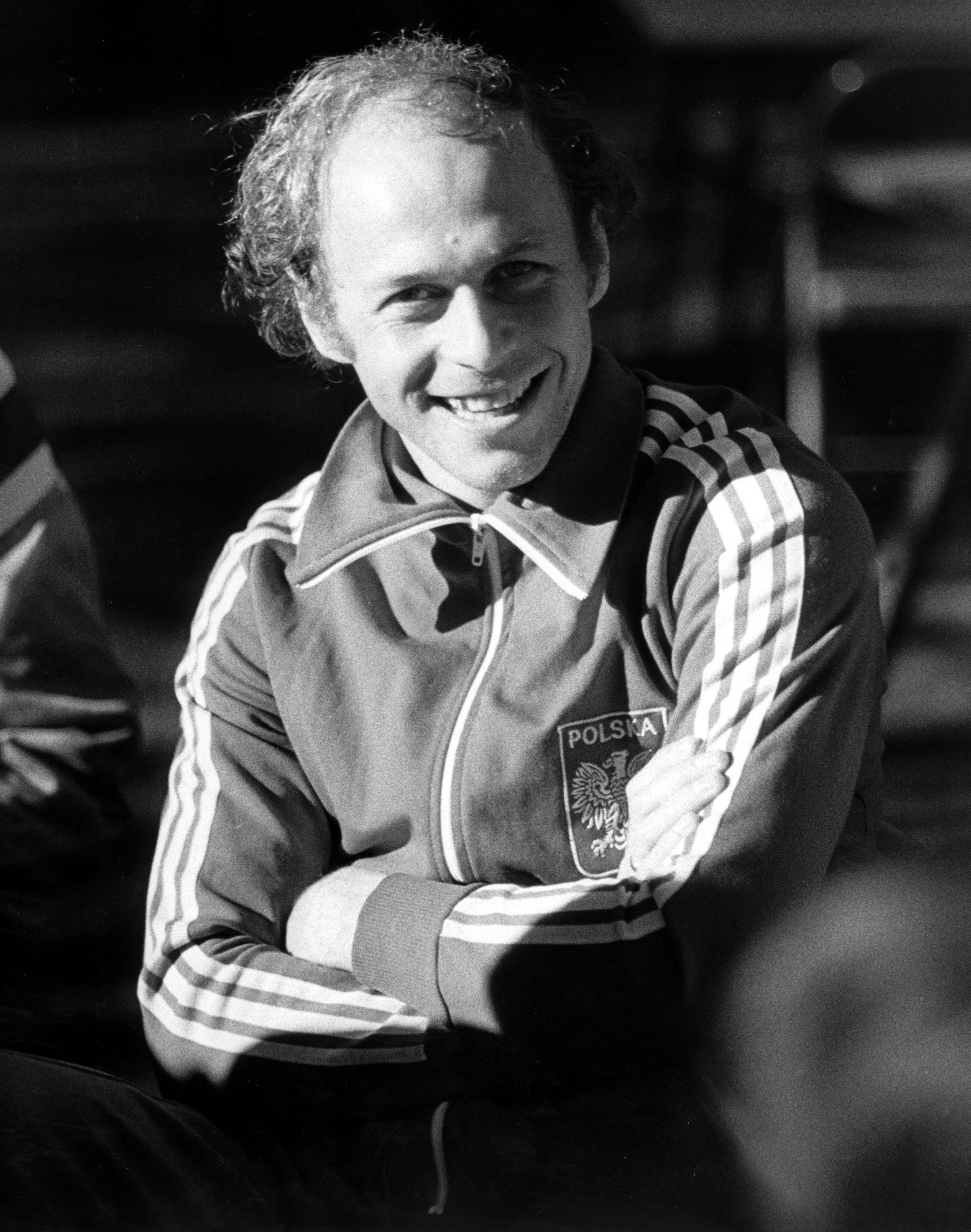 MŚ w Argentynie 1978 - Grzegorz Lato