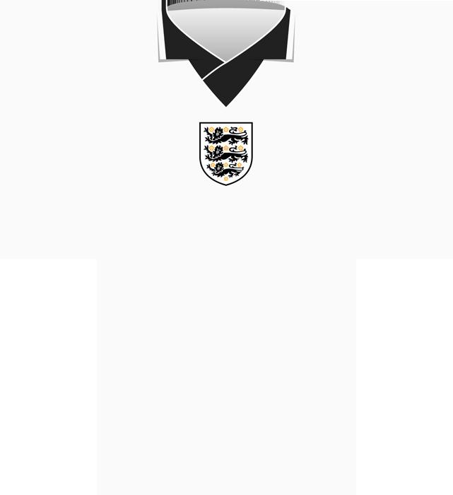 Biała koszulka Anglii