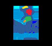 Logotyp mistrzostw Europy 1996.