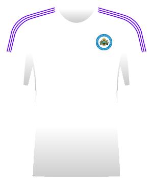 Biała koszulka San Marino