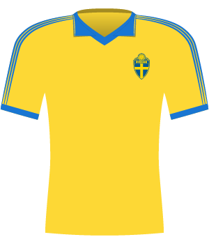 Koszulka Szwecji