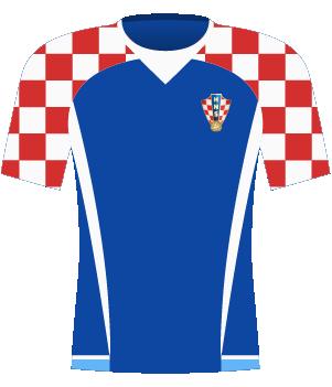 Koszulka Chorwacji z 2003 roku.