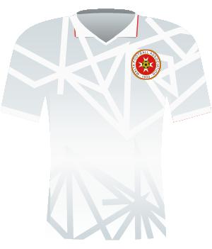 Koszulka Malty z 1999 roku.