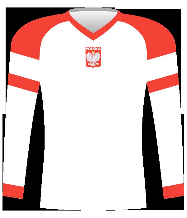 Koszulka Polski z 1993 roku.