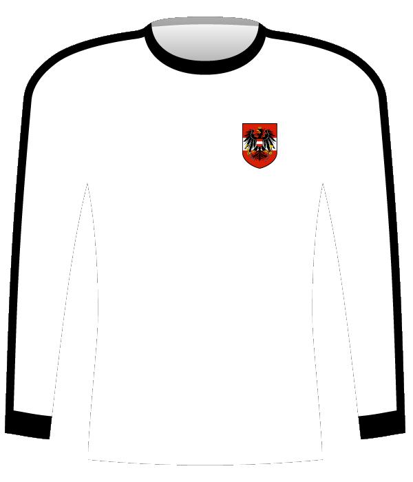 Koszulka Austrii z 1977 roku.