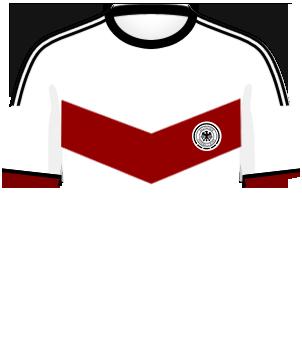Koszulka Niemiec z 2015 roku.