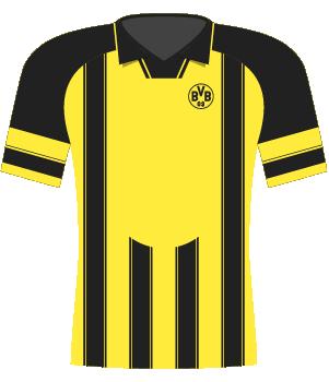 Koszulka Borussia Dortmund (1996)
