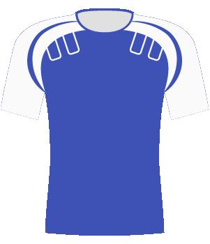 Koszulka Rumunii z 1990 roku.