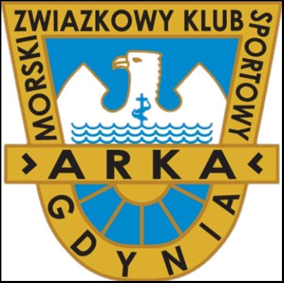Arka Gdynia stary herb