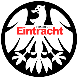Eintracht Frankfurt logo 1977-1998