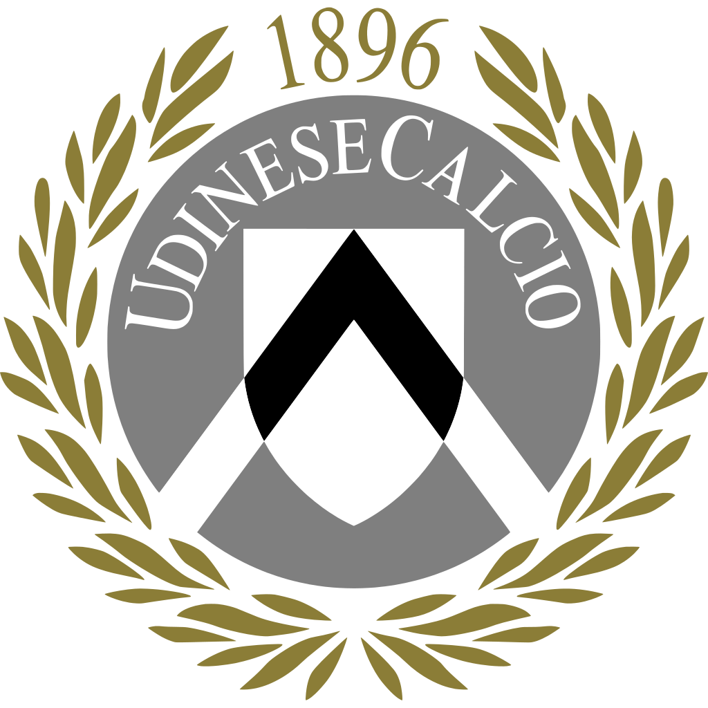 Udinese Calcio Herb lata 90