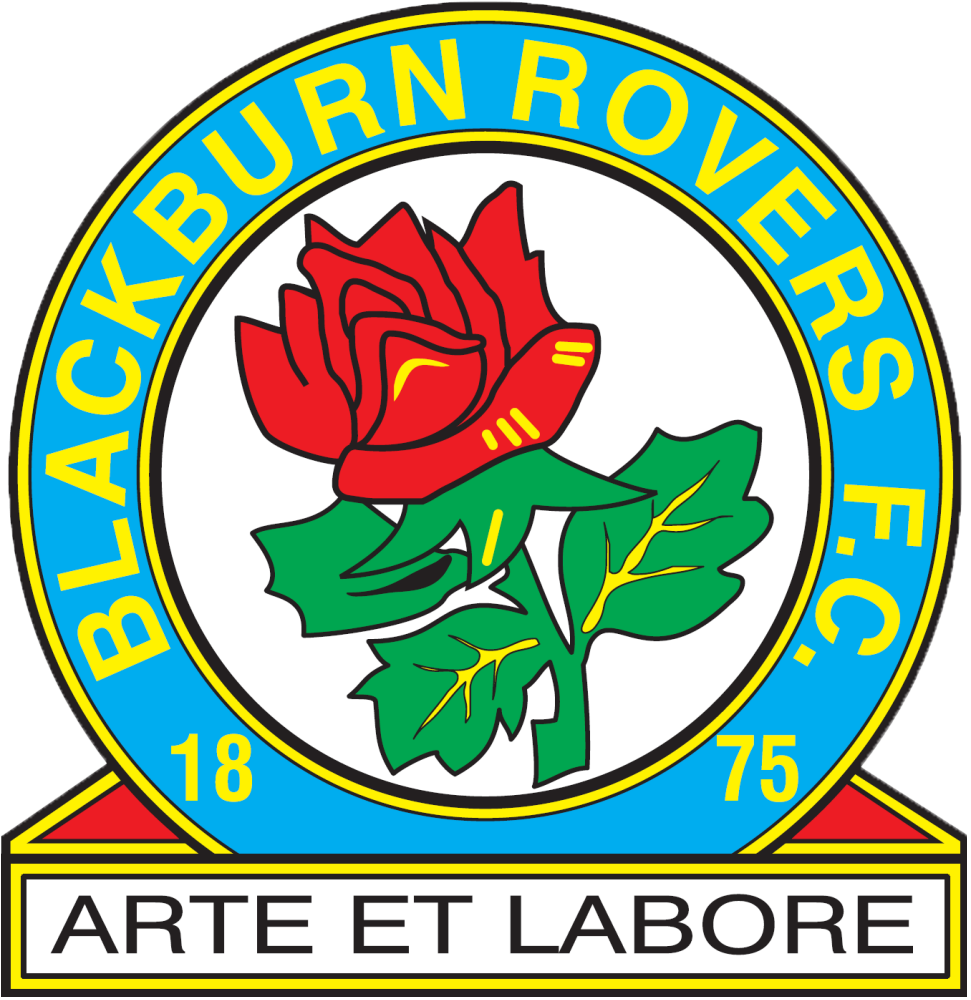 Blackburn Rovers herb 1995