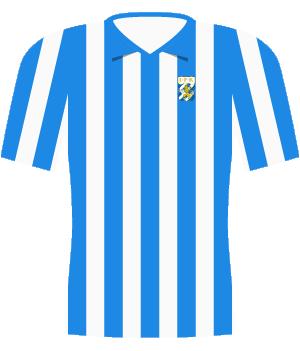 Koszulka IFK Göteborg z 1995 (oba mecze z Legią w el. LM)