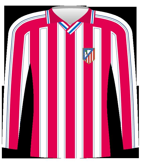 Koszulka Atlético Madryt