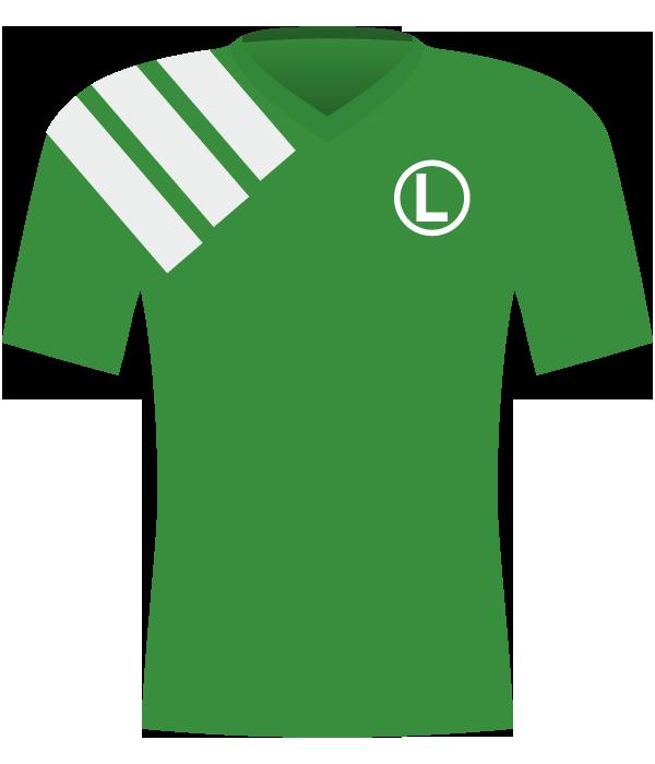 Koszulka Legia Warszawa 1994.