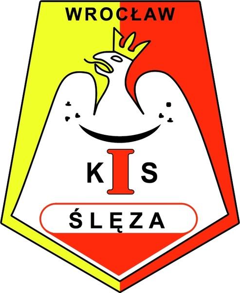 Herb Ślęzy Wrocław (lata 80/90)
