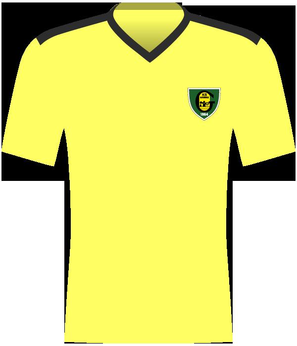 Koszulka GKS Katowice (2018/2019).