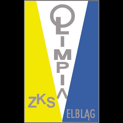 Herb Olimpii Elbląg