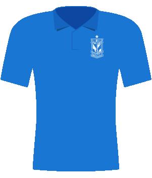 Koszulka Lecha Poznań (sezon 2015/2016).