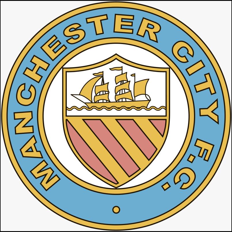 Herb Manchesteru City (1970-72)