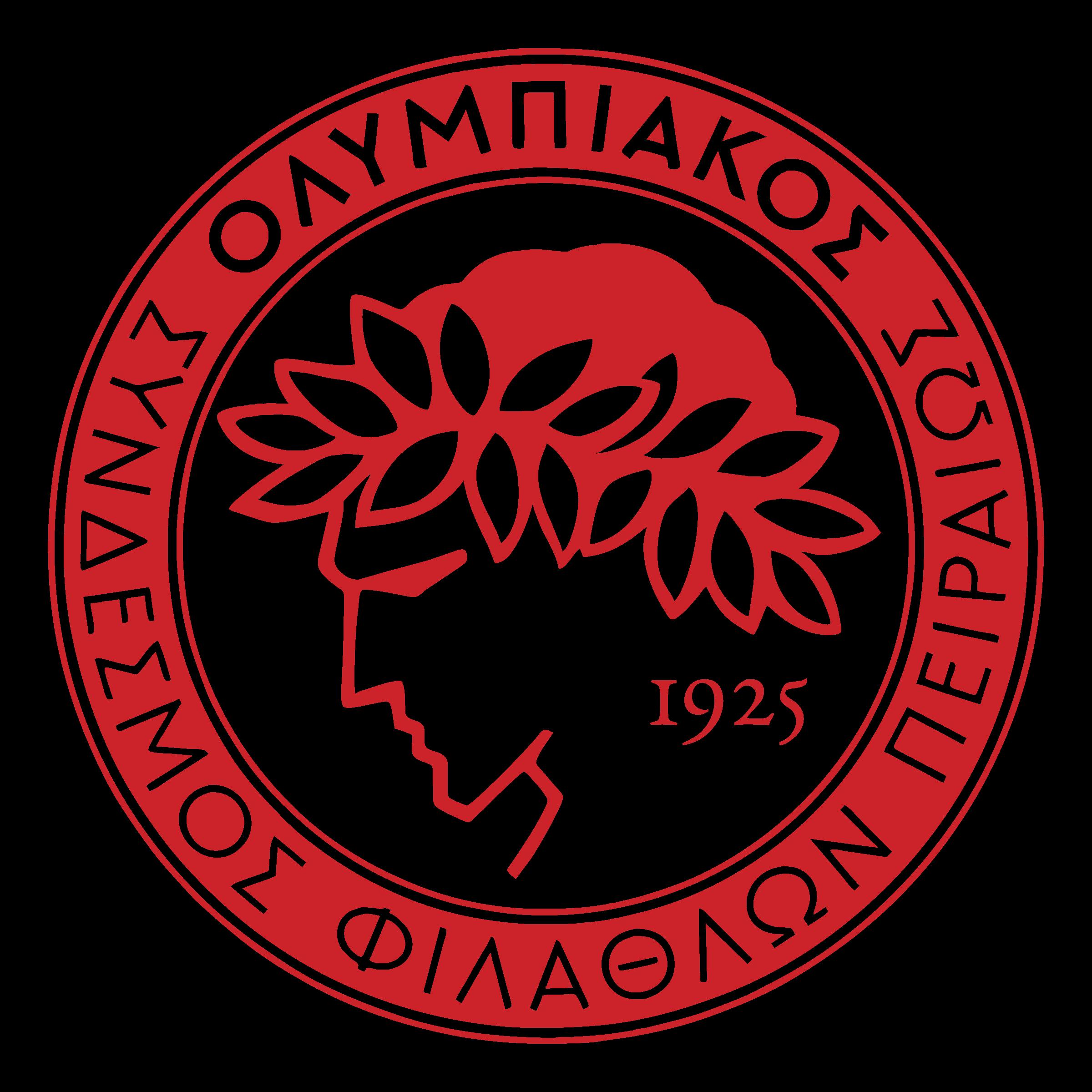 Herb Olympiakosu Pireus