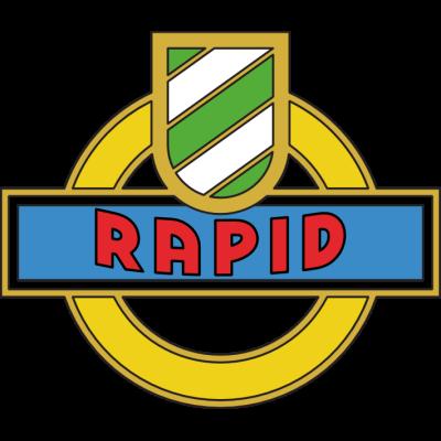 Herb Rapid Wiedeń 1982