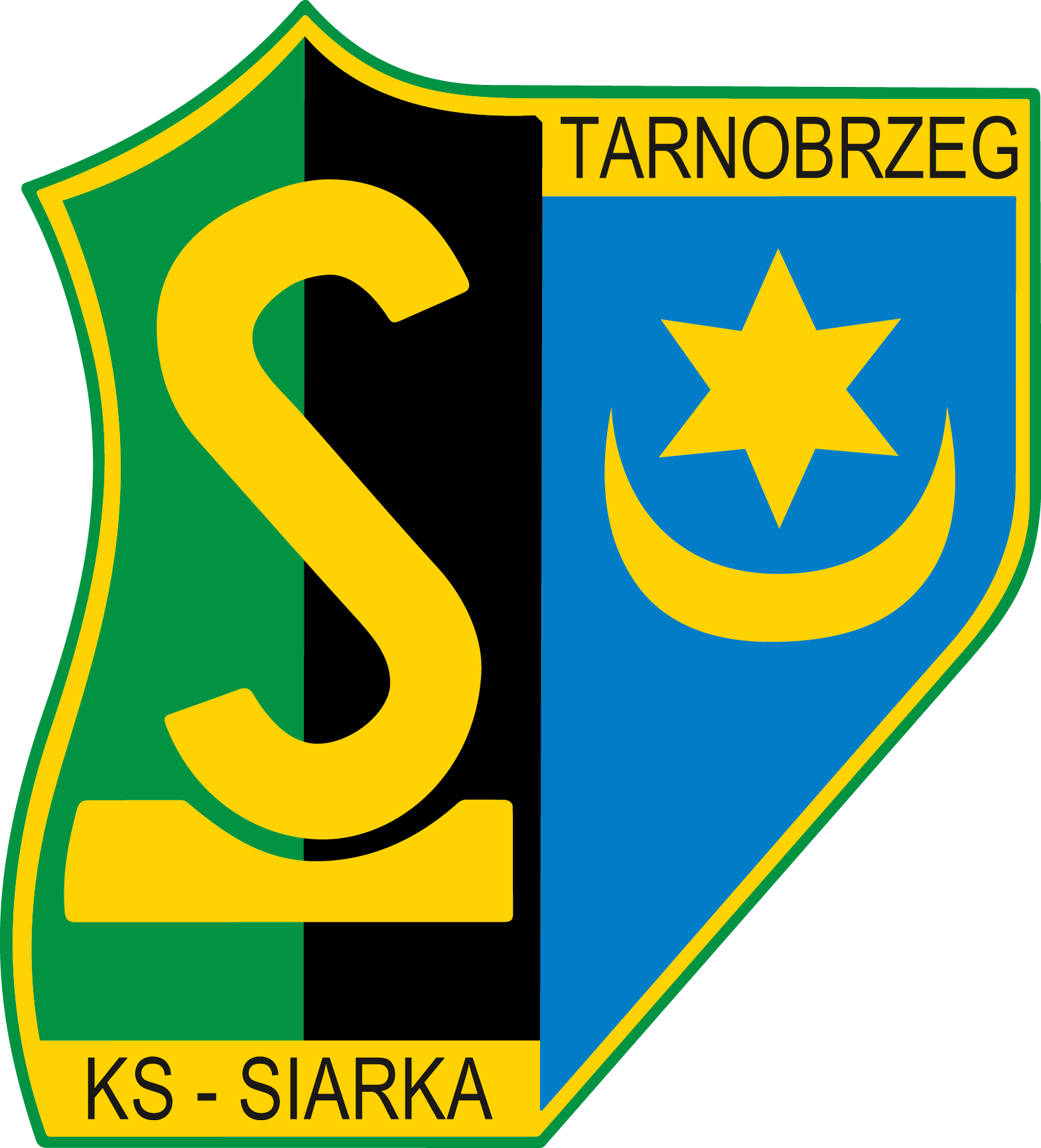 Herb Siarka Tarnobrzeg