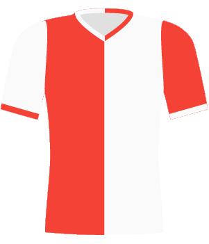 Koszulka Feyenoordu Rotterdam z 1970 roku