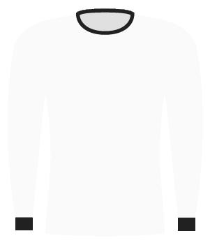 Koszulka Legii Warszawa z 1970 roku