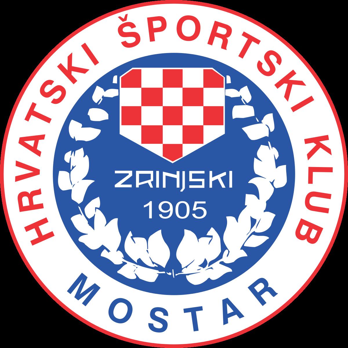 Herb Zrinjski Mostar