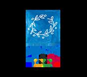Logotyp igrzysk olimpijskich Ateny 2004.