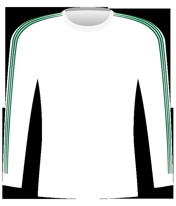 Koszulka Śląska Wrocław z 1976 roku.