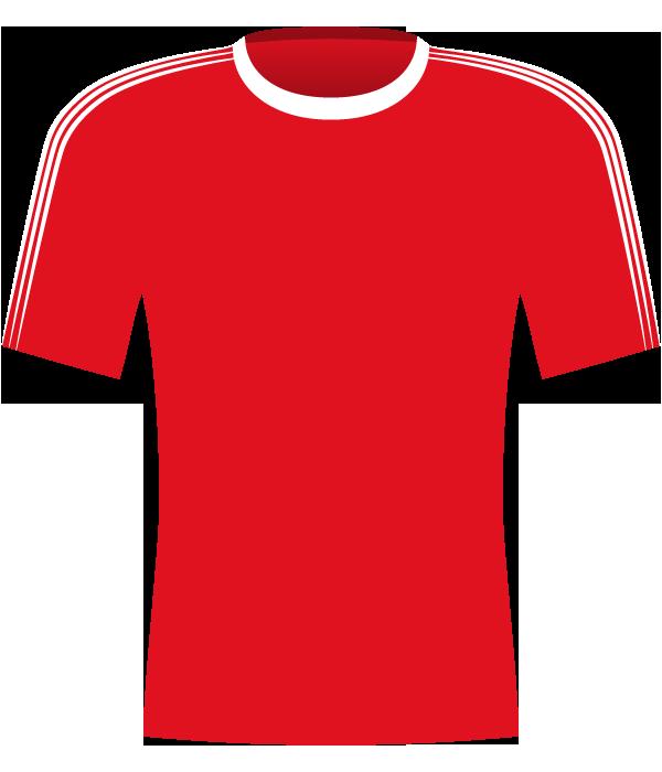 Koszulka Widzew Łódź z 1985 roku.