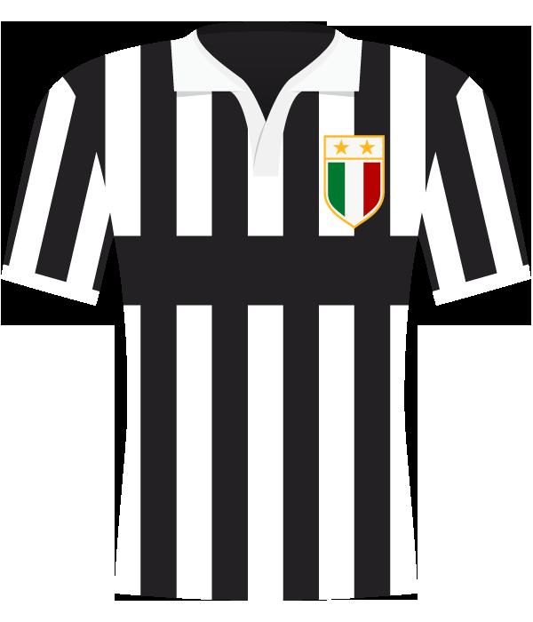 Koszulka Juventus Turyn z 1983 roku.