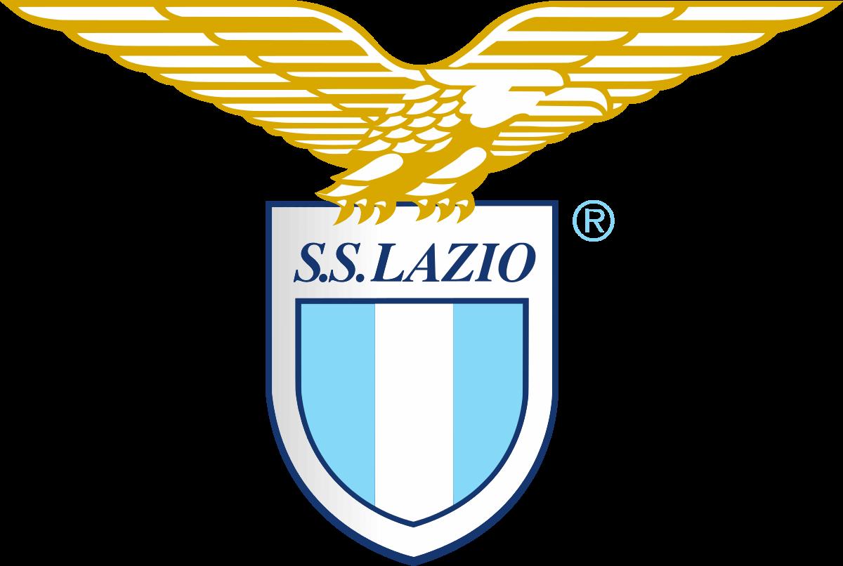 Lazio Rzym herb od 1998 do 2008
