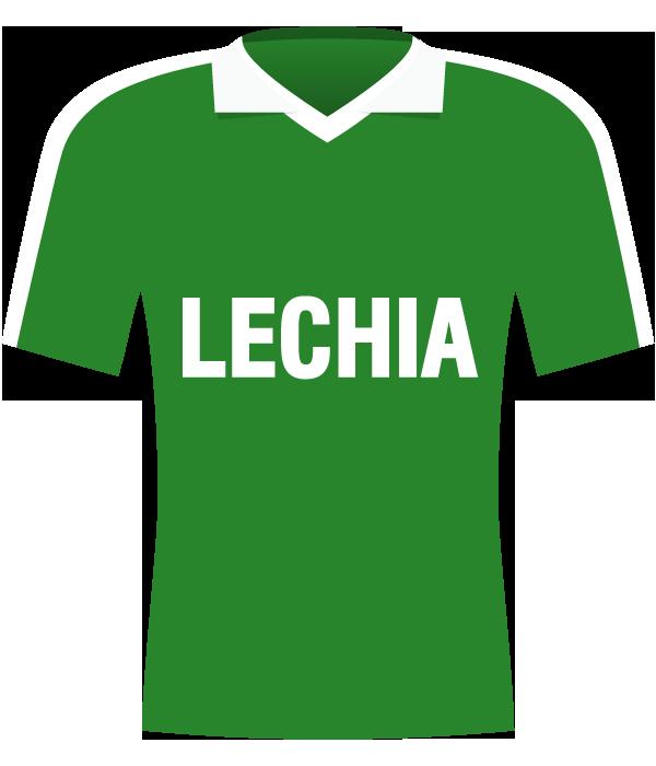 Koszulka Lechia Gdańsk z 1983 roku.