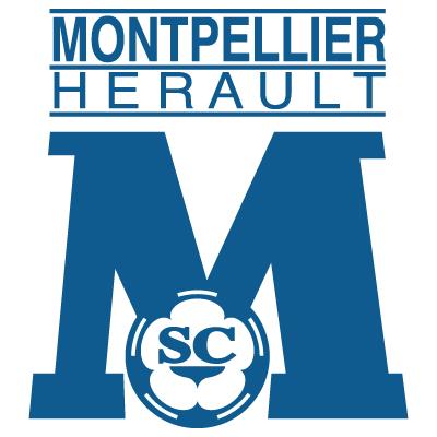 Montpellier HSC herb 1989-2000